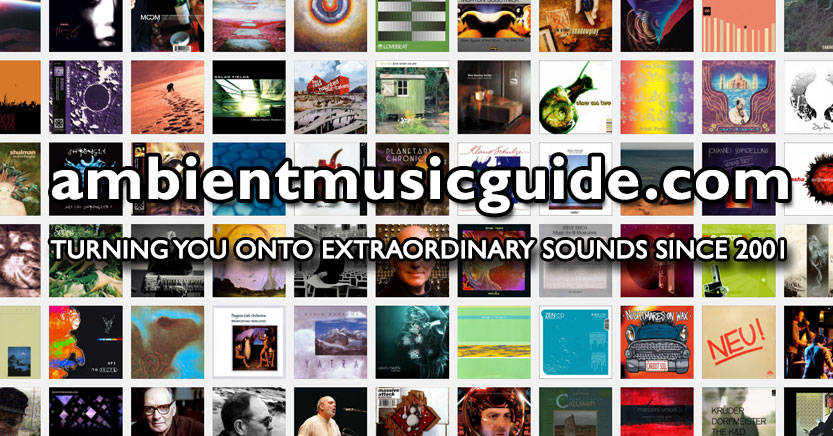 The Ambient Music Guide blog