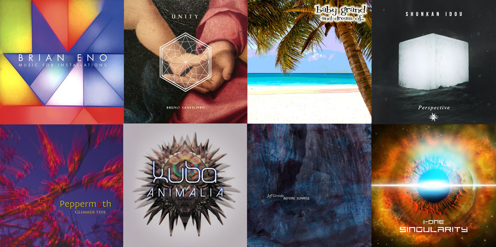 What's that you're playing? June 2018 reviews - Ambient Music Guide